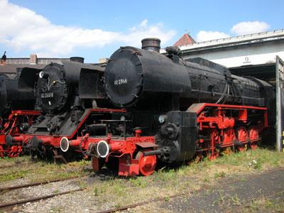 Deutschland DB Dampflokomotiven 42