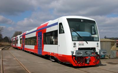Deutschland Regionale Bahnen Cbc