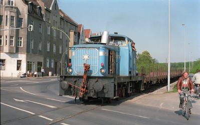 Deutschland Regionale Bahnen Vallourec Mannesmann Tubes