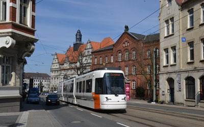Deutschland Straßenbahnen Mobiel